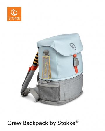 JetKids™ by Stokke® Crew Backpack Blue Sky