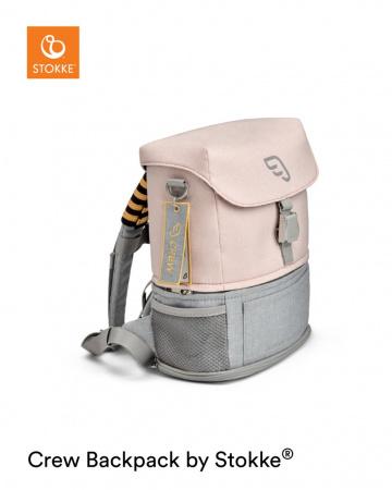 JetKids™ by Stokke® Crew Backpack Pink Lemonade