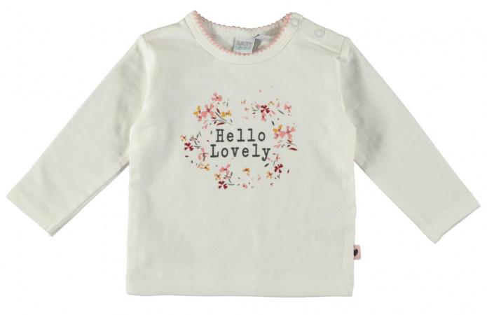 Babylook T-Shirt Hello Lovely Snow White