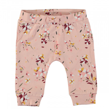 Babylook Broek Wildflower Silver Pink