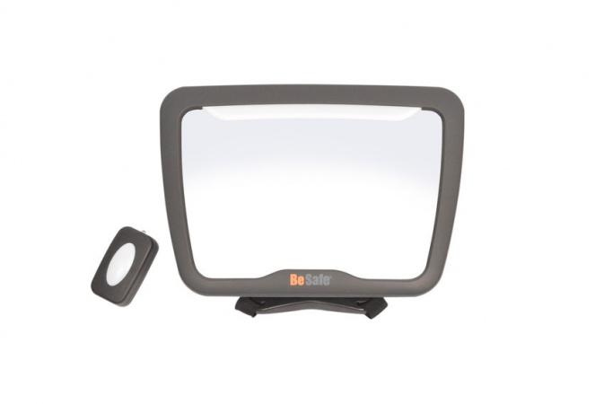 BeSafe Babymirror XL2 With Light