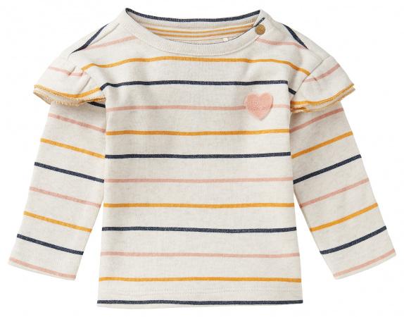 Noppies T-Shirt Rietfontien Oatmeal
