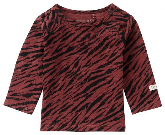Noppies T-Shirt Kroonstad Mahoganey