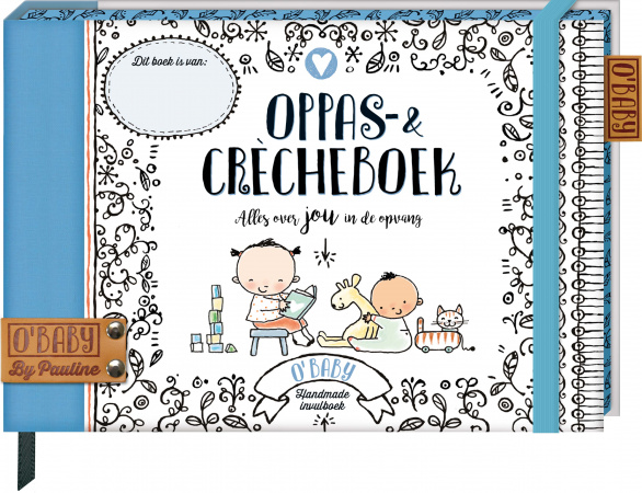 O'Baby Oppas & Crècheboek