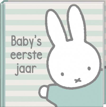 Interstat Baby's Eerste Jaar Groen
