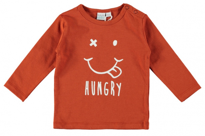 Babylook T-Shirt Hungry Potters Clay