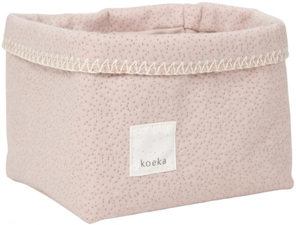 Koeka Opbergmandje Riga Grey Pink