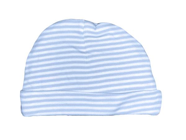 La Petite Couronne Muts Stripes White Blue