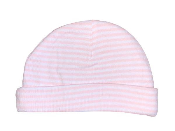 La Petite Couronne Muts Stripes White Pink