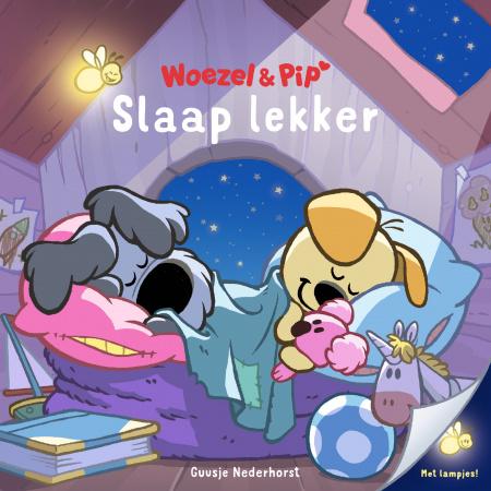 Dromenjager Woezel & Pip Slaap Lekker