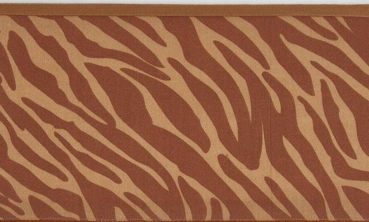 Meyco Ledikantlaken Zebra Camel<br> 100 x 150 cm