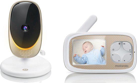 Motorola Babymonitor WiFi Comfort Connect 40