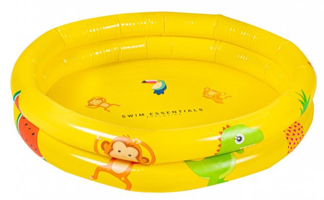 Swim Essentials Exclusive Baby Zwembad <br> Yellow (Ø 63 cm)
