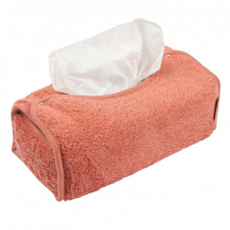 Timboo Tissue Box Hoes Incl. Kleenexdoos Apricot Blush