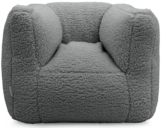 Jollein Fauteuil Teddy Cream Grey