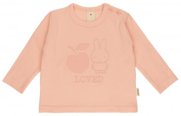Nijntje T-Shirt Apple English Rose