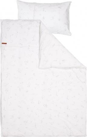 Little Dutch Ledikantovertrek Ocean White 100 x 140 cm