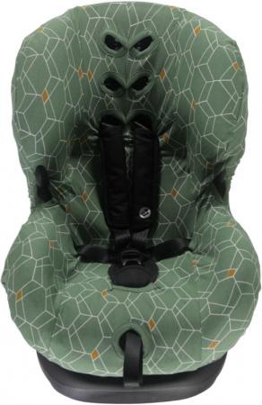 Briljant Autostoelhoes Deco Green 1+