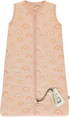 Briljant Slaapzak Winter Rainbow Pink 90cm