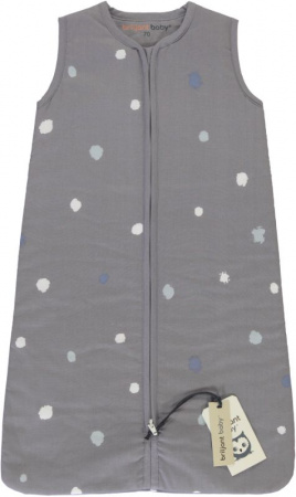 Briljant Slaapzak Winter Sunny Grey 70cm