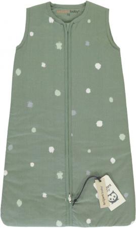 Briljant Slaapzak Winter Sunny Green 90cm