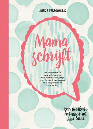 Imagebooks Mama Schrijft