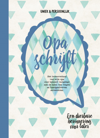 Imagebooks Opa Schrijft