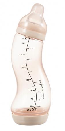 Difrax S-Fles Smal 250ml Roze