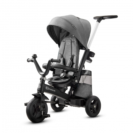 Kinderkraft Buggy Easytwist 5in1 Platinum Grey