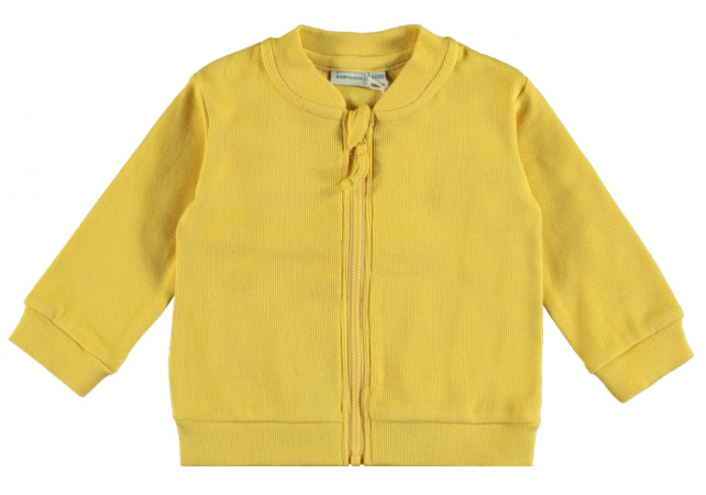 Babylook Bomberjack Rib Misted Yellow