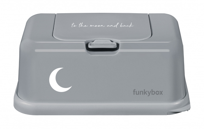 Funkybox To The Moon Grey