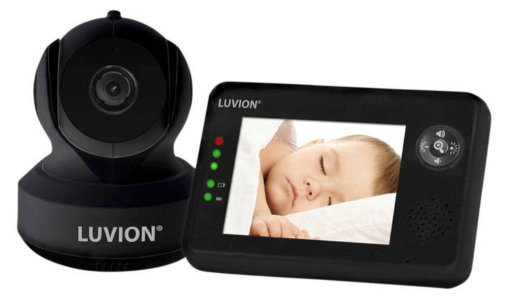 Luvion Essential Limited All Black Edition Digitale Videofoon