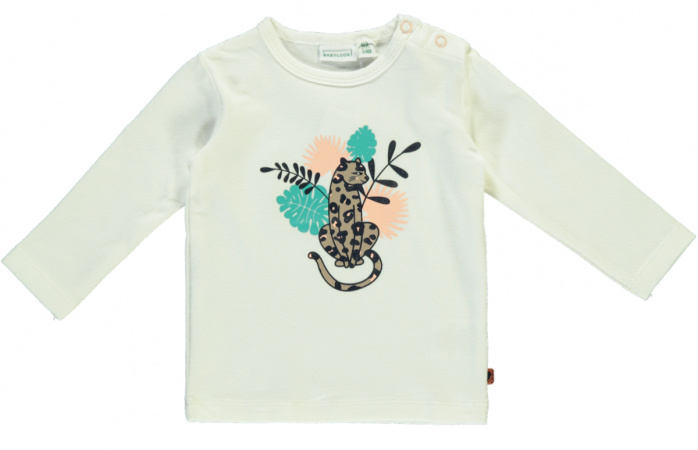 Babylook T-Shirt Panther Snow White