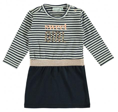 Babylook Jurk Sweet Girl Stripe