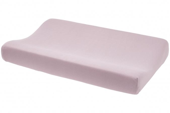 Meyco Aankleedkussenhoes Basic Jersey Lilac