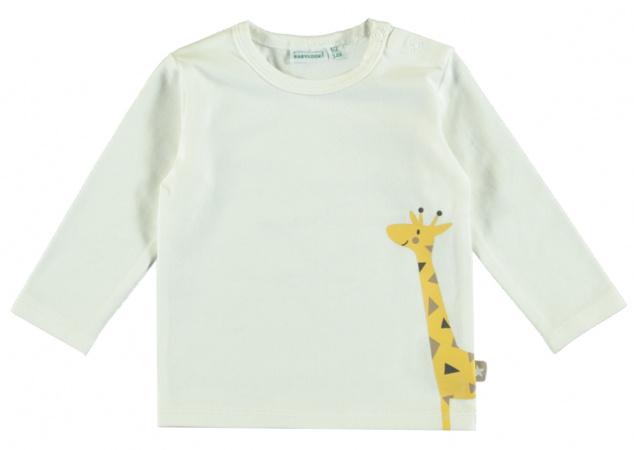 Babylook T-Shirt Giraf Snow White