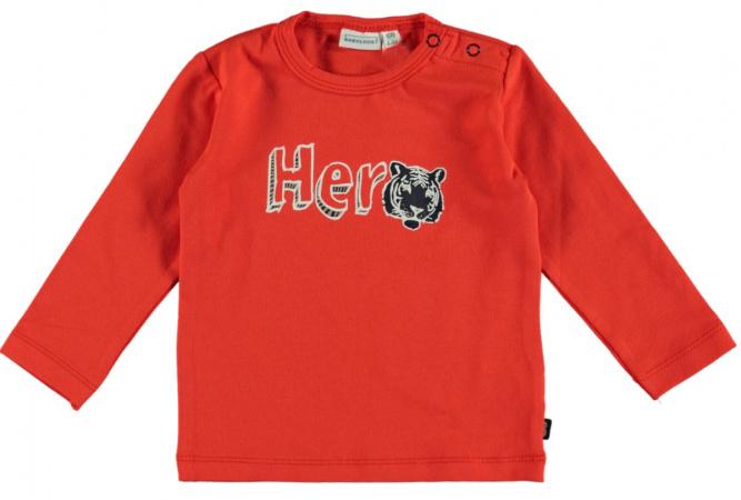 Babylook T-Shirt Hero Grenadine