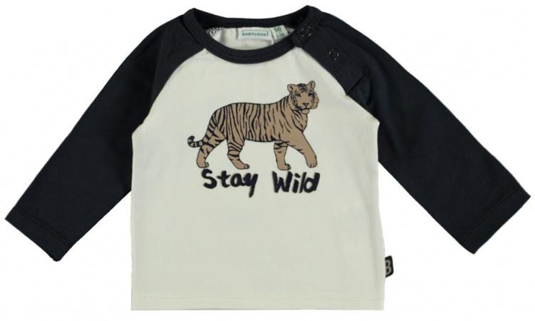 Babylook T-Shirt Stay Wild Snow White
