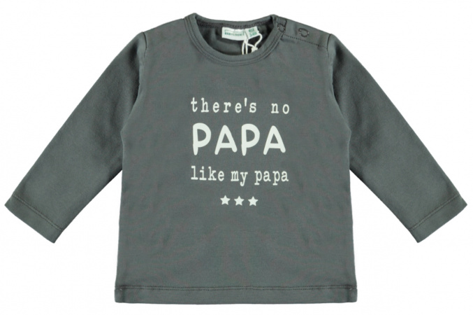 Babylook T-Shirt No Papa Like Asphalt