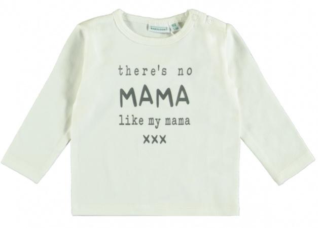 Babylook T-Shirt No Mama Like Snow White