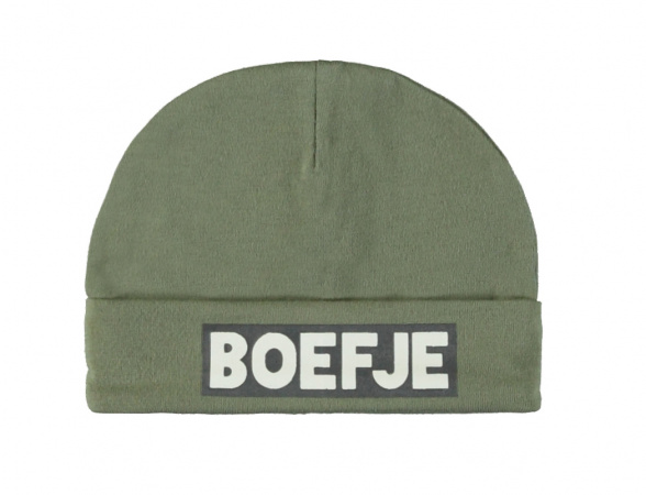 Babylook Muts Boefje Deep Lichen Green
