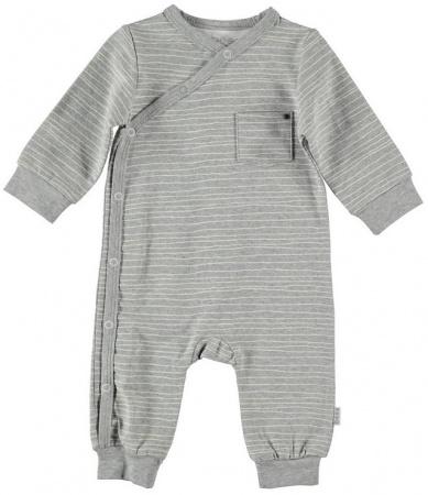 BESS Boxpak Pinstripe Grey