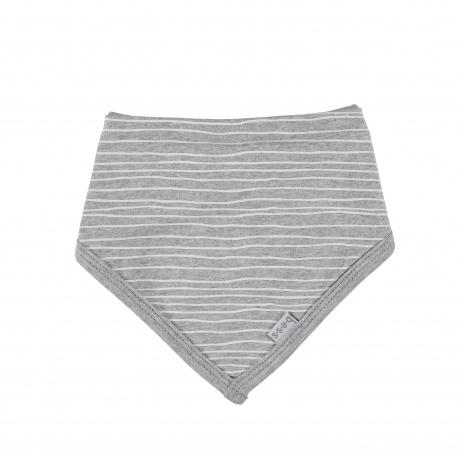 BESS Bandana Pinstripe Grey