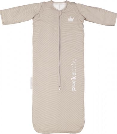 Puckababy Slaapzak 4 Seizoenen The Bag Sand Stripe 100cm