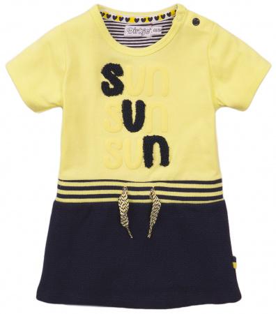 Dirkje Jurk Sun Yellow