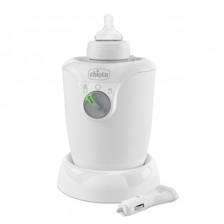 Chicco Flesverwarmer Op Reis Met Autolader