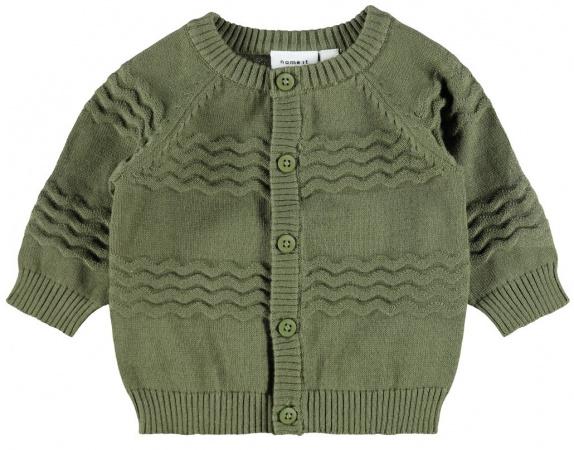 Name It Vest Deset Ivy Green