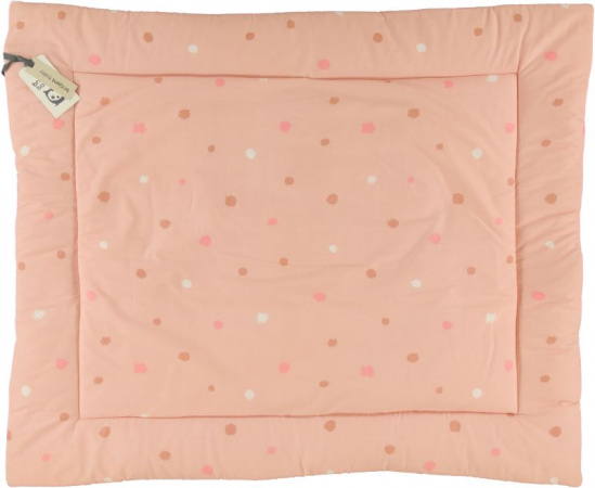 Briljant Boxkleed Sunny Pink <br>  80 x 100