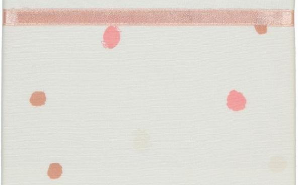 Briljant Ledikantlaken Sunny Pink <br>100 x 150 cm