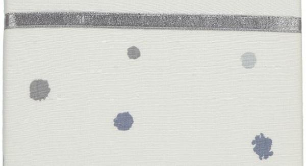 Briljant Ledikantlaken Sunny Grijs <br>100 x 150 cm